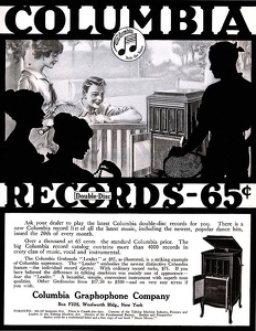 Columbia Records -1915B