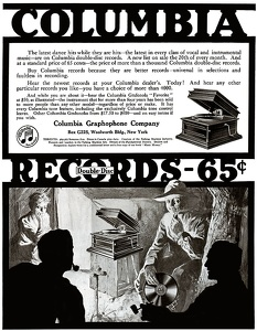 Columbia Records -1915C