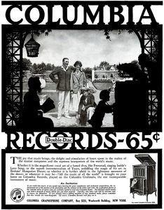 Columbia Records -1915D