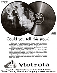 Victor Records -1923A