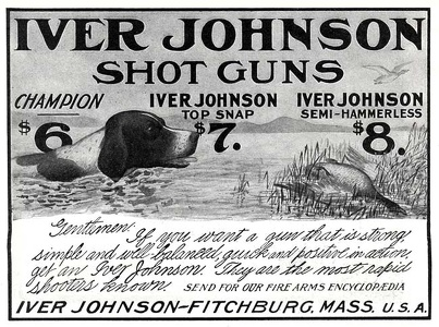 Iver Johnson Shotguns-1903A