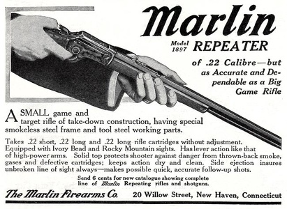 Marlin Rifles -1912A