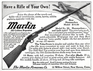 Marlin Rifles -1915A
