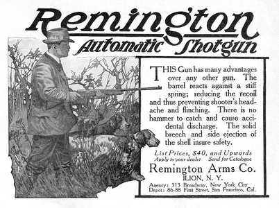 Remington Automatic Shotguns -1908A