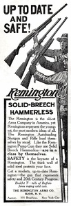 Remington Autoloading Guns -1909A
