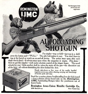 Remington Autoloading Shotgun -1912A