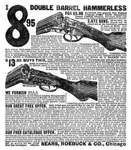 Sears, Roebuck Shotguns -1907A