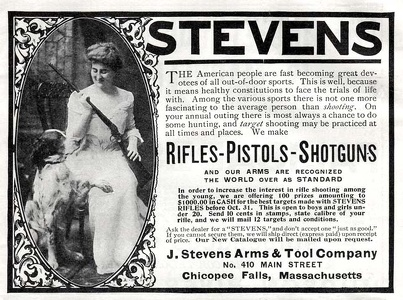 Stevens Arms and Tool Co. -1900'sA