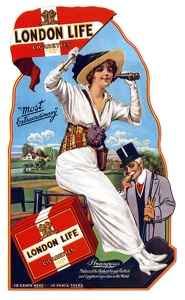 London Life Cigarettes -1916A