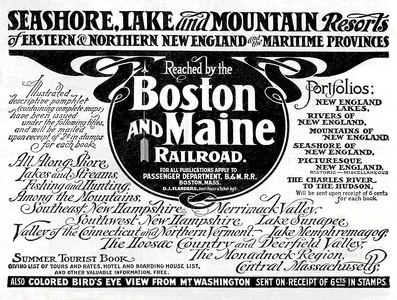 Boston and Maine -1903A