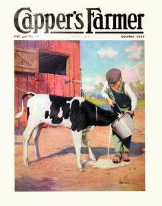 Capper's Farmer 1932-10
