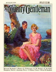 Country Gentleman 1930-08