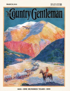 Country Gentleman 1931-03
