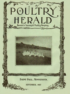 Poultry Herald 1907-09