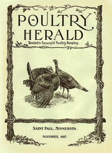 Poultry Herald 1907-11