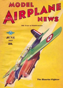 Model Airplane News 1937-06