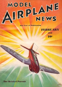 Model Airplane News 1938-02