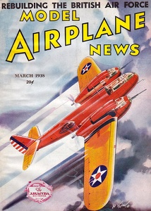 Model Airplane News 1938-03