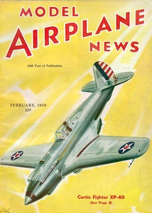 Model Airplane News 1939-02
