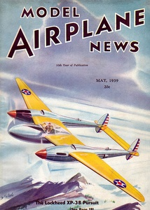 Model Airplane News 1939-05