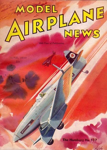 Model Airplane News 1939-06