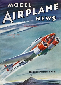 Model Airplane News 1939-08