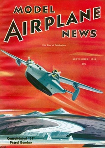 Model Airplane News 1939-09