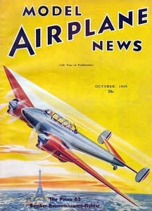 Model Airplane News 1939-10