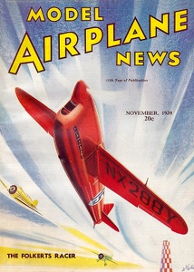 Model Airplane News 1939-11