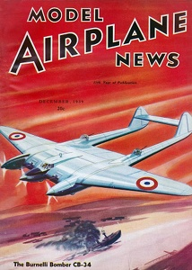Model Airplane News 1939-12