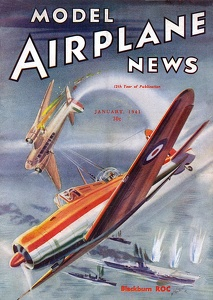 Model Airplane News 1941-01