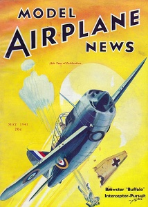 Model Airplane News 1941-05