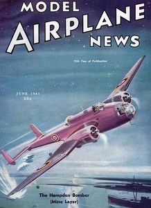 Model Airplane News 1941-06