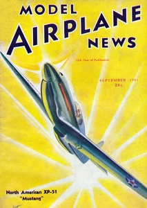 Model Airplane News 1941-09
