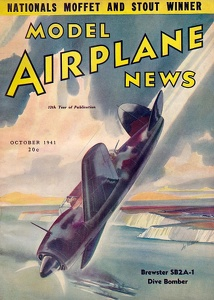 Model Airplane News 1941-10