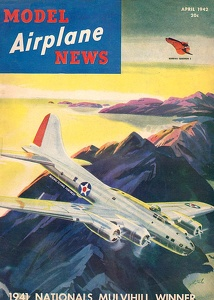 Model Airplane News 1942-04