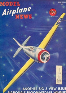 Model Airplane News 1942-06