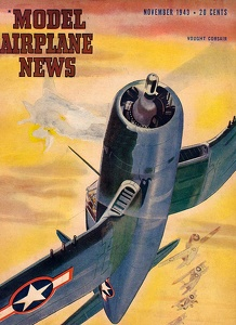 Model Airplane News 1943-11