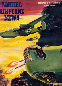 Model Airplane News 1944-02