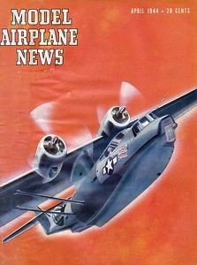 Model Airplane News 1944-04