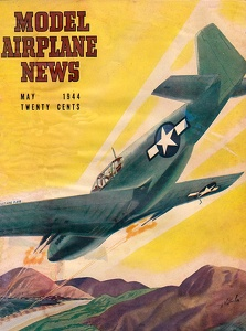 Model Airplane News 1944-05