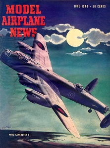 Model Airplane News 1944-06