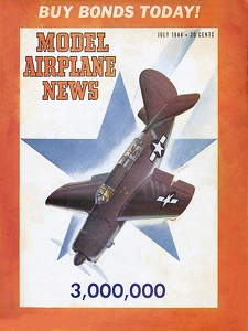 Model Airplane News 1944-07