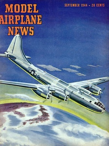Model Airplane News 1944-09