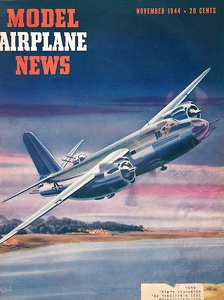 Model Airplane News 1944-11