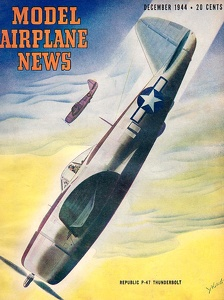 Model Airplane News 1944-12