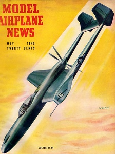 Model Airplane News 1945-05