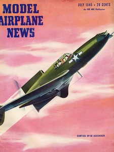 Model Airplane News 1945-07