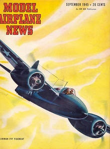 Model Airplane News 1945-09