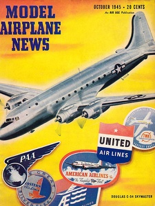 Model Airplane News 1945-10